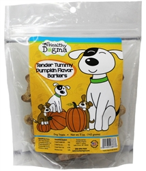 Tender Tummy Pumpkin Barkers by Healthy Dogma