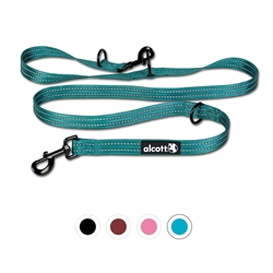 Adjustable Adventure Leash - 5 in 1 Design