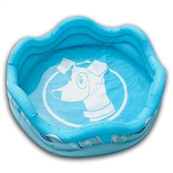 Inflatable Dog Pool