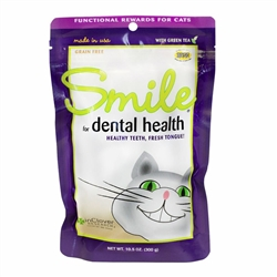 Smile® Feline Dental Health: 10.5 oz. bag