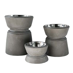 Wooster Raised Dog Bowls