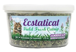 Ecstaticat .75 oz Catnip Fresh Cup