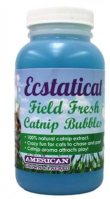 Ecstaticat 8 oz Catnip Bubbles