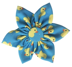 Lucky Ducky Pinwheel by Huxley & Kent