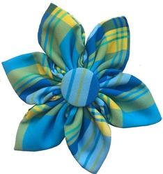 Turquoise Pinwheel by Huxley & Kent
