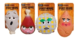 The FeastHeads Dog Toys