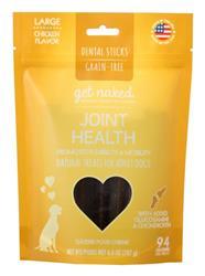NPIC Get Naked Grain Free Dental Chew Sticks