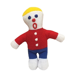 Mr Bill Cat Toy by Multipet