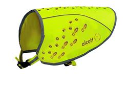 Visibility Dog Vest - Neon Yellow