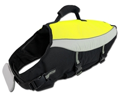 Water Adventure Life Jacket - Neon Yellow