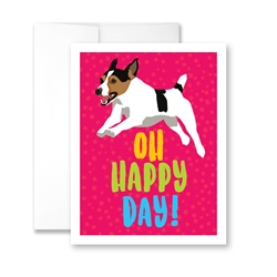 Oh Happy Day! - Pack of 6 cards