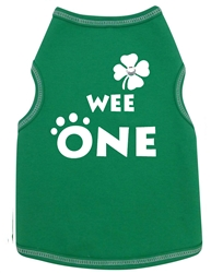 Wee One - Tank - Green