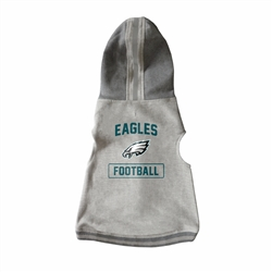 Philadelphia Eagles Pet Hooded Crewneck