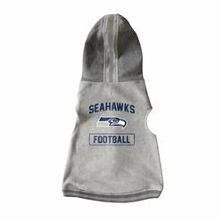 Seattle Seahawks Pet Hooded Crewneck