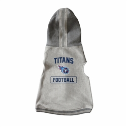 Tennessee Titans Pet Hooded Crewneck