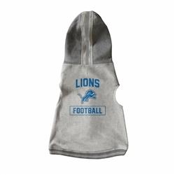 Detroit Lions Pet Hooded Crewneck