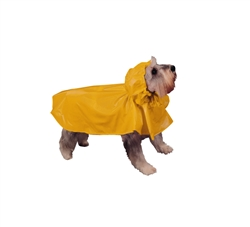 SLICKER RAIN PONCHO / YELLOW