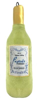 Pupcake Wine by Lulubelles Power Plush