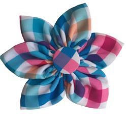 Blue Green Pinwheel by Huxley & Kent