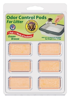 The Noses Knows Odor Control Pods For Litter