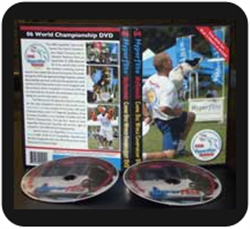 '06 Hyperflite Skyhoundz Canine Disc World Championship DVD (2 DVD Set)