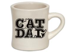 Cat Dad - Coffee Mug