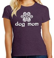 Dog Mom - Ladies T-Shirt