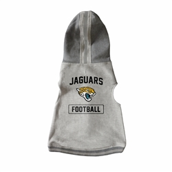 Jacksonville Jaguars Pet Hooded Crewneck