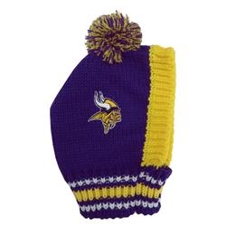 Minnesota Vikings Pet Knit Hat