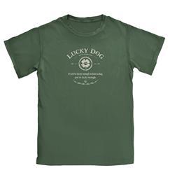 Lucky Dog... Lucky Enough T-shirt