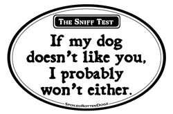 Sniff Test Magnets