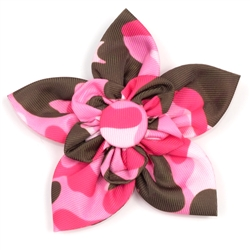 Camo Pink Flower