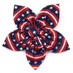 Stars and Stripes Flower