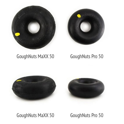 GoughNuts Black Rings