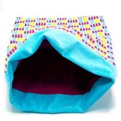 Peeps Bunny Crinkle Sack Toy