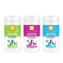 Waterless Grooming Wipes - 70 count canisters