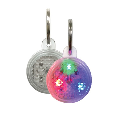 LED Safety Light - Dog Tag