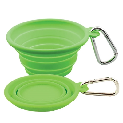 Collapsible Silicone Travel Bowls