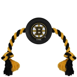 NHL Boston Bruins Hockey Puck Toy