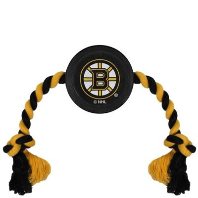 NHL Boston Bruins Hockey Puck Toy