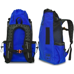Cobalt Blue K9 Sport Sack AIR Forward Facing Backpack Dog Carrier
