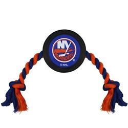 NHL New York Islanders Hockey Puck Toy