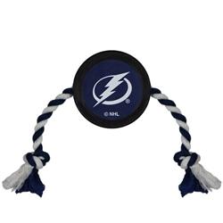 NHL Tampa Bay Lightning Hockey Puck Toy