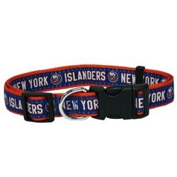 New York Islanders Dog Collar and Leash – RIBBON