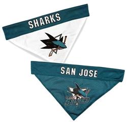 San Jose Sharks Reversible Bandana