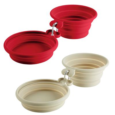 List Silicone Travel Bowl by HUNTER