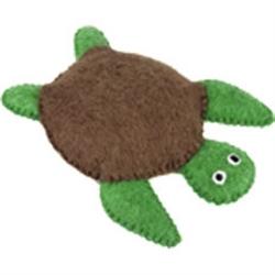 Wooly Wonkz Sea Toy Turtle