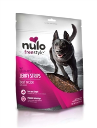NULO FREESTYLE JERKY STRIP BEEF WITH COCONUT TREATS 5OZ
