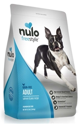 NULO ADULT DOG FOOD GRAIN FREE SALMON 4.5LB