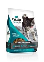 Nulo FreeStyle Freeze Dried Raw Grain Free Salmon Dog Food